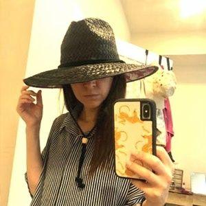 Peter Grimm Headwear Flor Straw Sun Hat